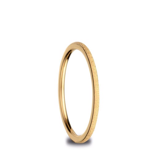 Bering ring Arctic Symphony | gliternede guld | 561-29-X0
