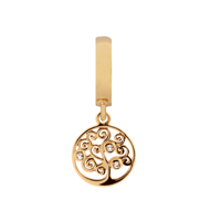 Tree of Life forgyldt | Christina Watches