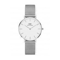 Classic Petite Sterling 32mm | Daniel Wellington